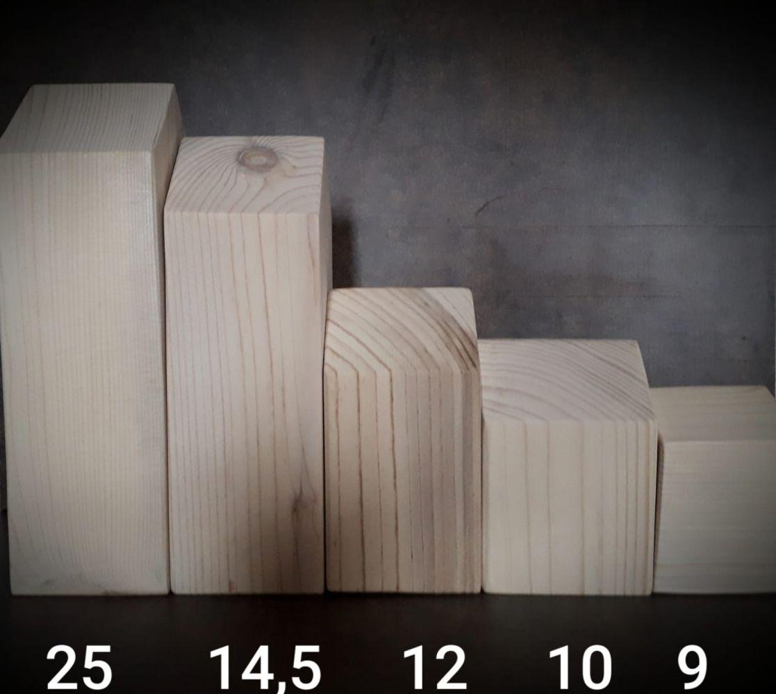 Dekorace - DOMEČEK set 3ks