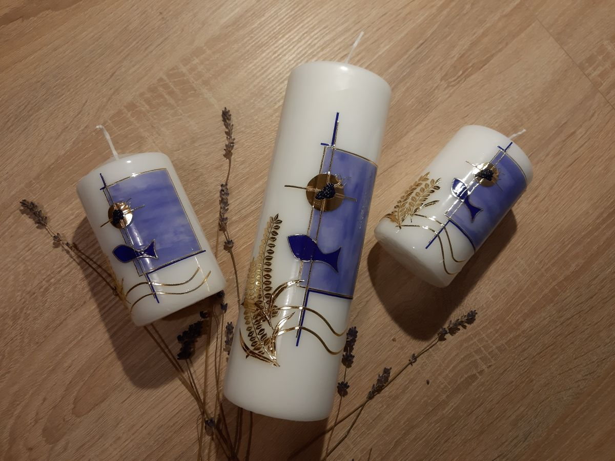 Svíce - RYBIČKA A KLASY - střední